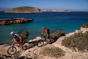 Mountainbike routes nearby San Antonio Ibiza