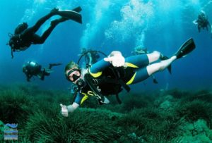 Try Scuba Diving San Antonio Ibiza