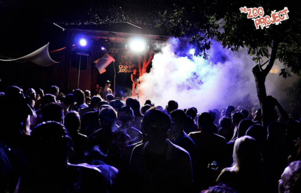 Benimussa Park The Zoo Project Party Ibiza