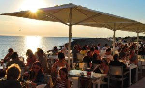 Mint Lounge Restaurant San Antonio Ibiza